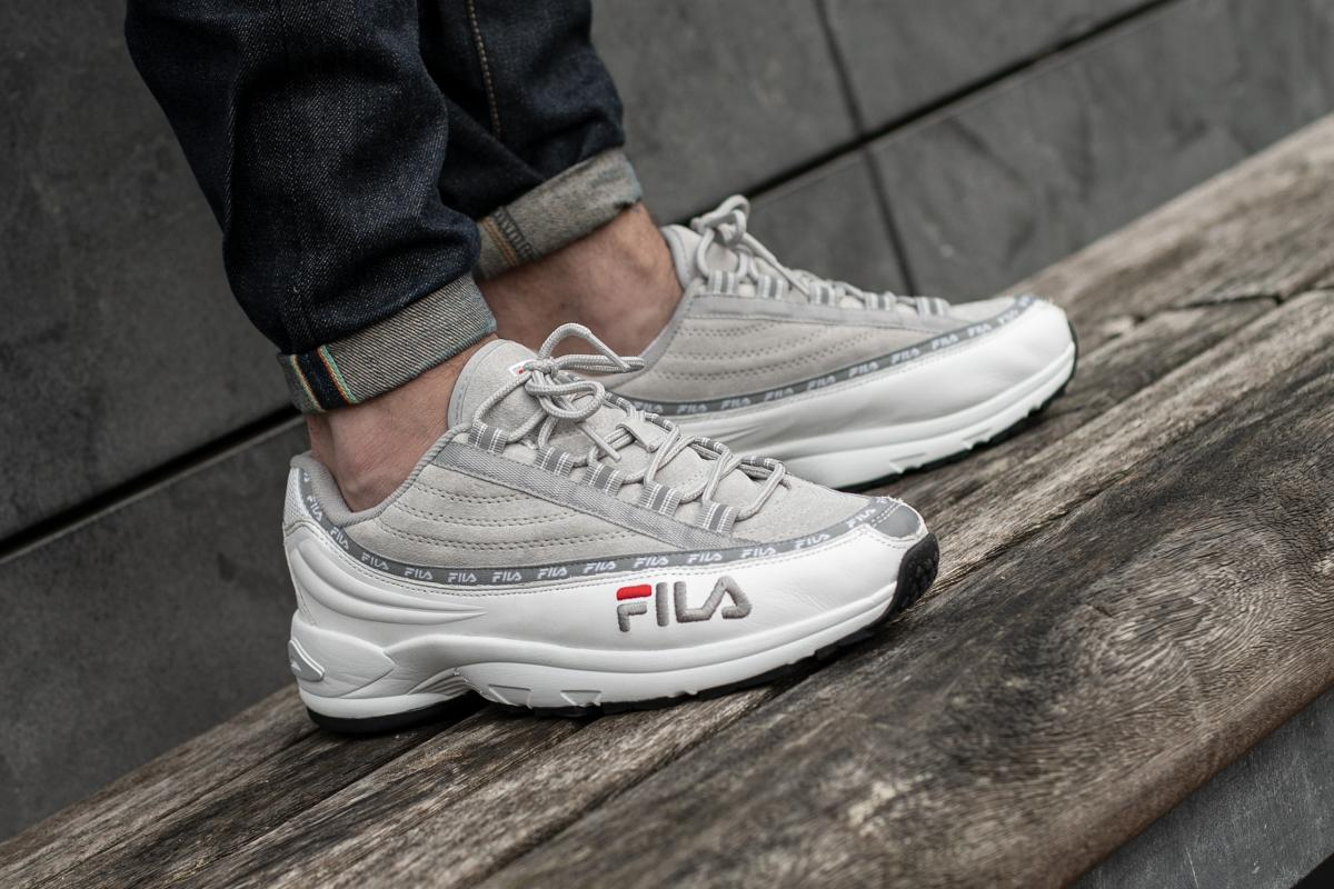 Fila Dragster in 4 nieuwe CW's