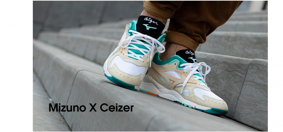 Mizuno x Ceizer