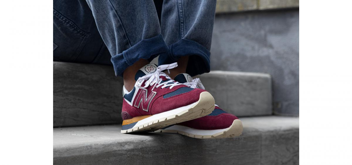 New Balance 574 Rugged Collection