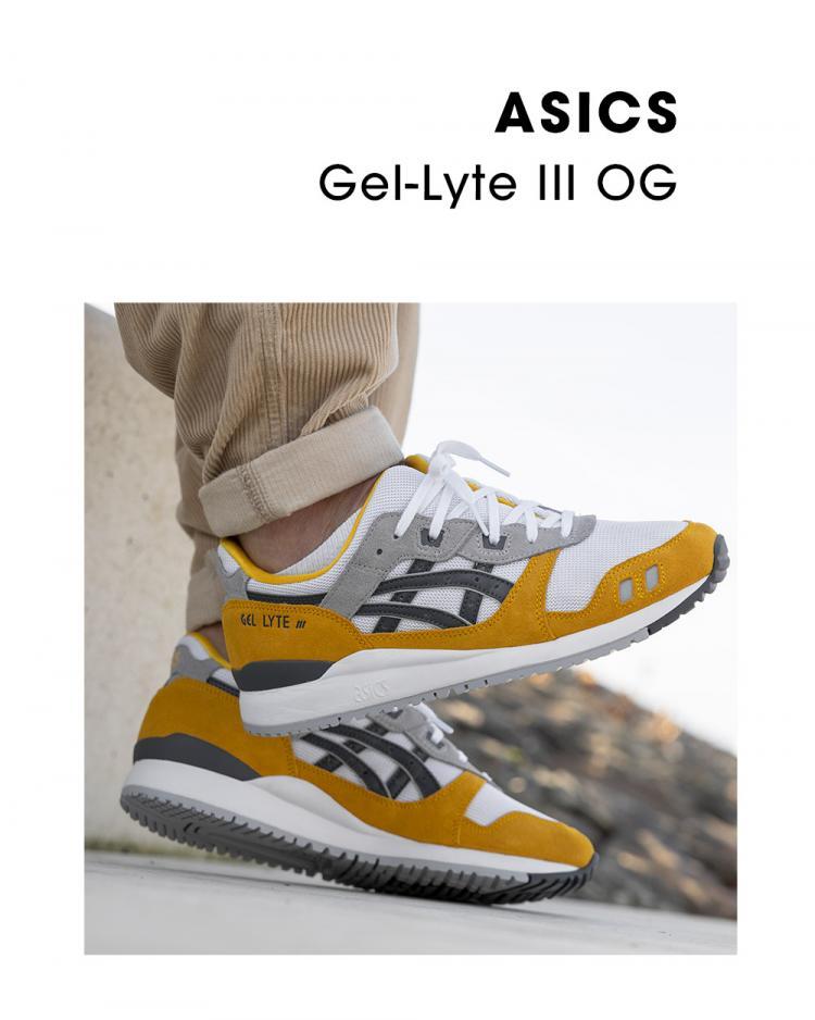 Asics Gel-Lyte III OG Collection