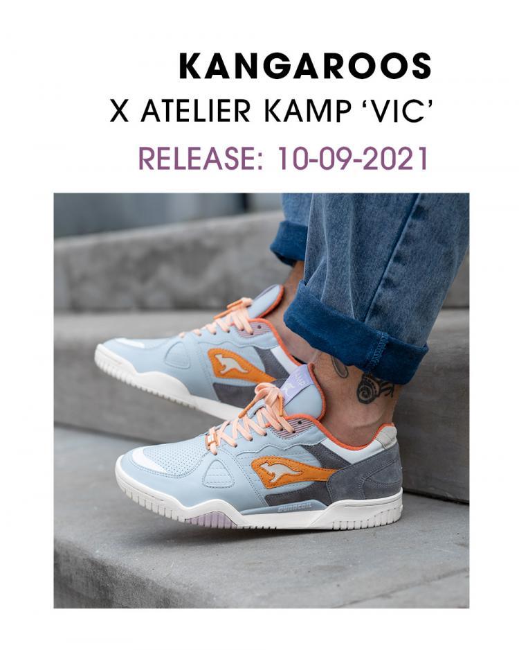 KangaROOS Ultralite x Atelier Kamp 'VIC'