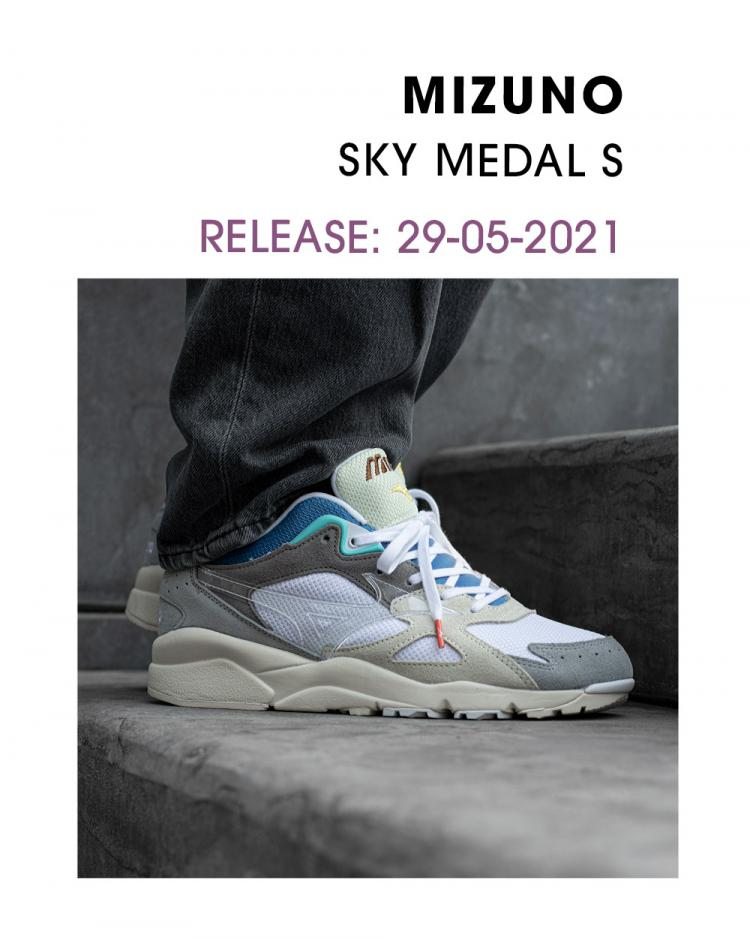 Mizuno Sky Medal S Release