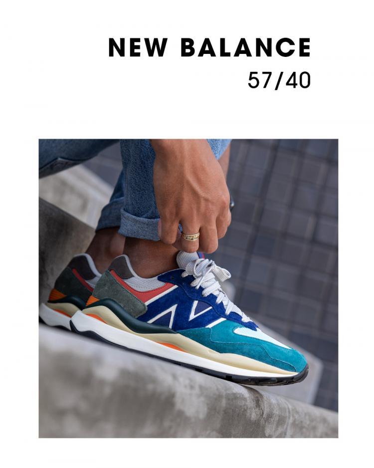 New Balance 57/40 Collectie