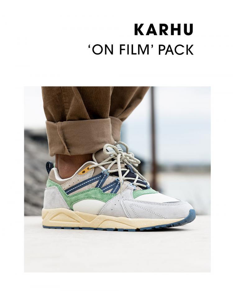 Karhu 'On Film' Pack