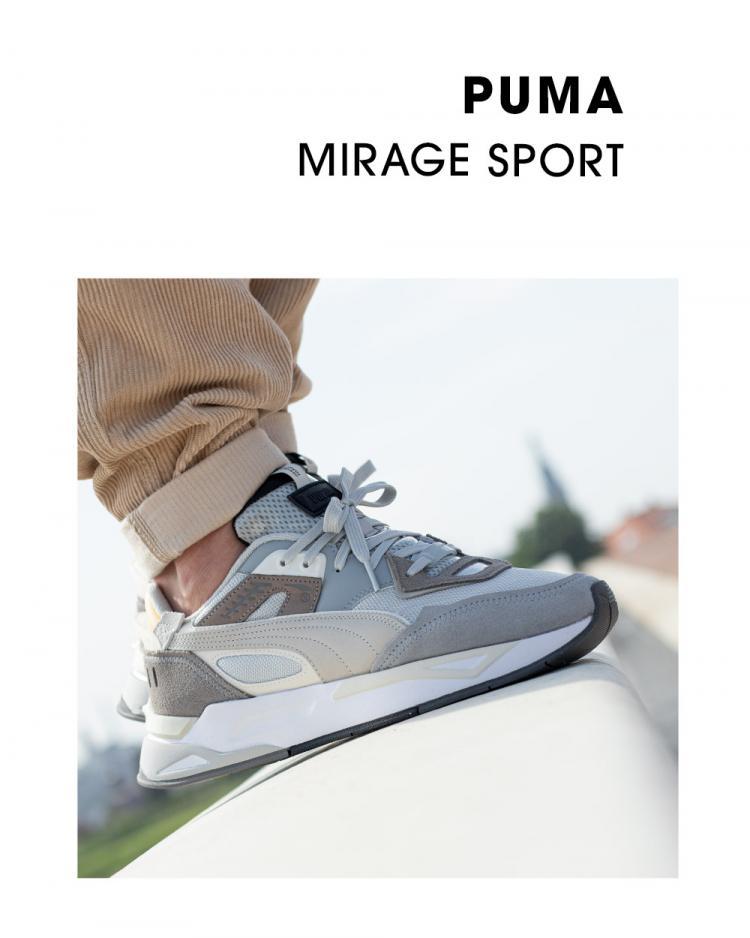 Puma Mirage Sport Release