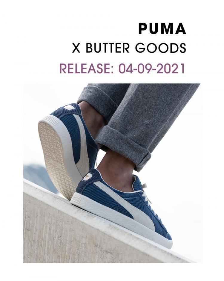 Puma x Butter Goods