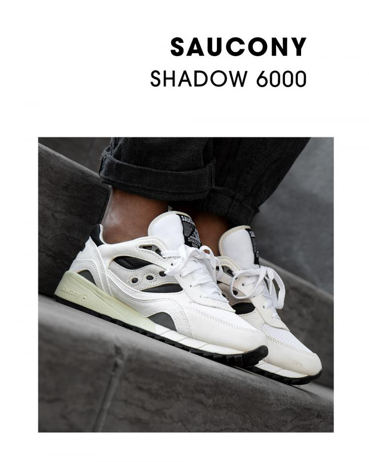 Saucony Shadow 6000 Collection