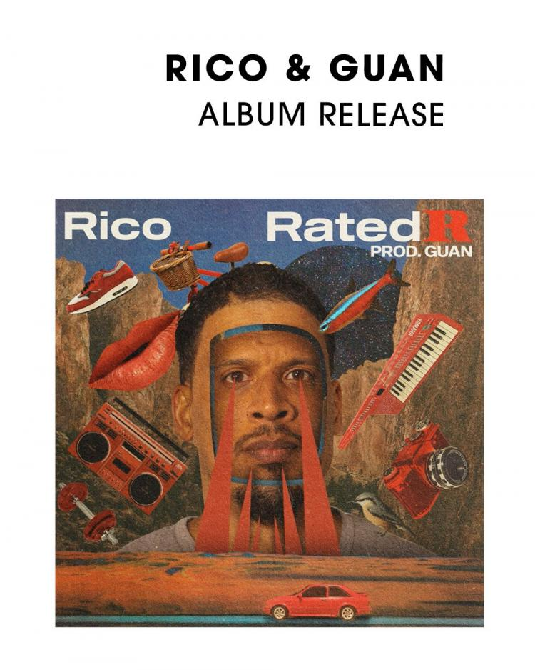 Rated R - Albumrelease