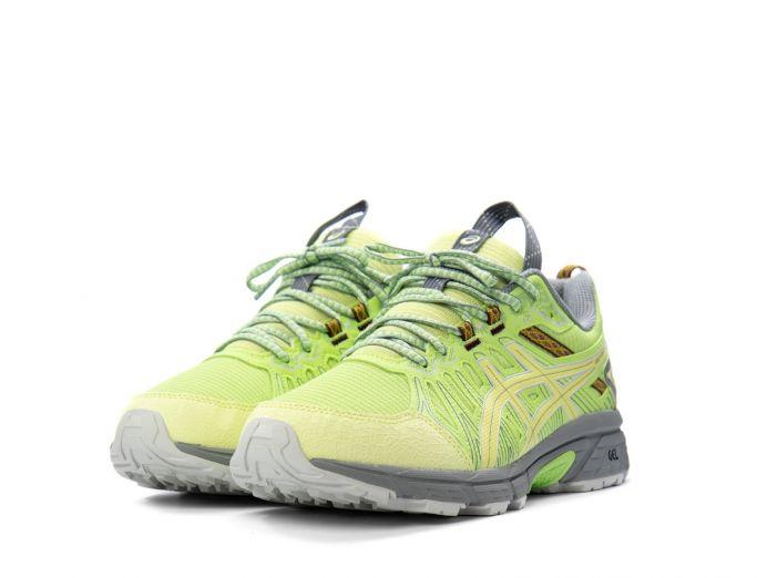 Asics HN1-S Gel Venture 7 lime green huddle yellow
