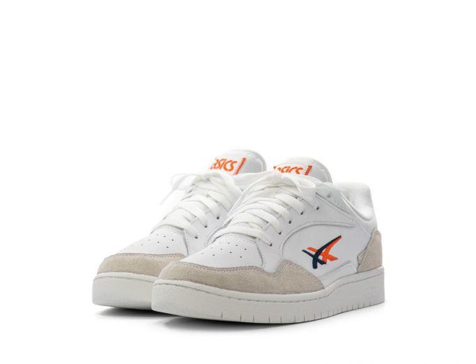 Asics Skycourt white marigold orange