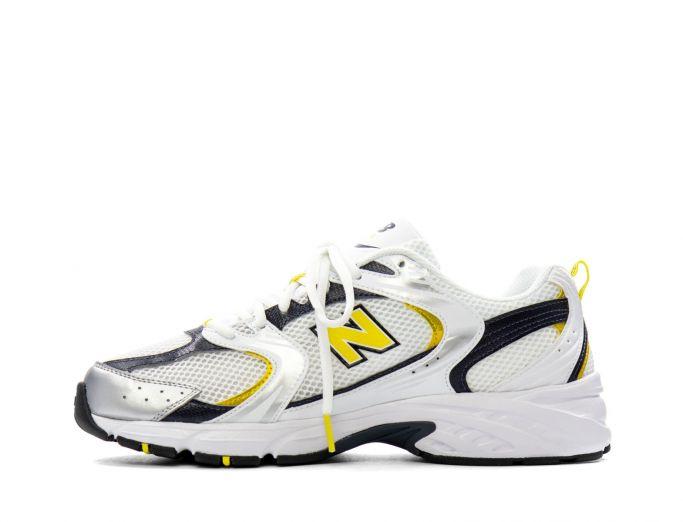 New Balance MR530 munsell white yellow
