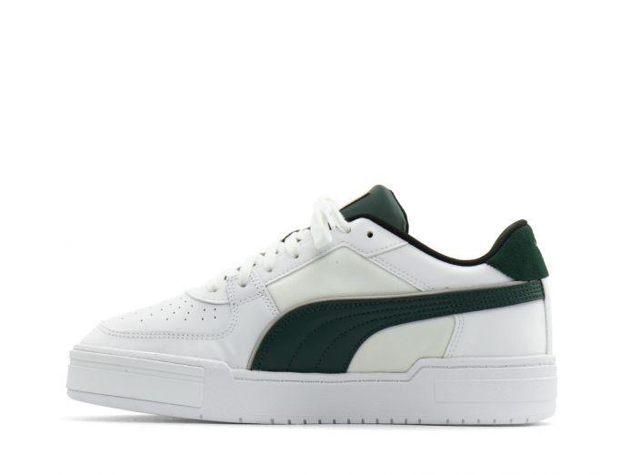 Puma CA Pro Tech white green gables white