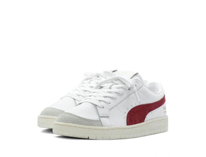 Puma Ralph Sampson 70 Lo Archive white intense red