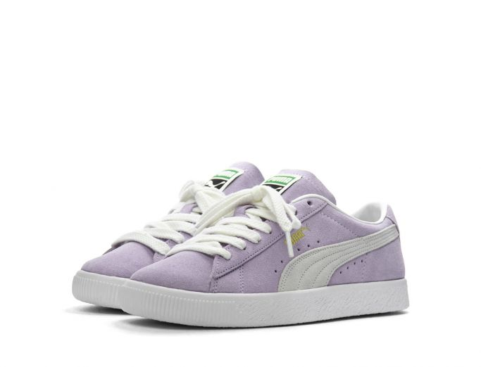 Puma Suede VTG light lavender