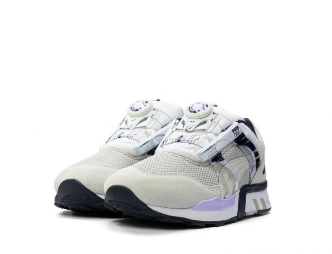 Puma XS 7000 Vintage white gray violet