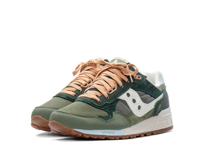 Saucony Shadow 5000 forest tan