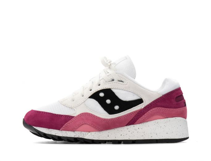 Saucony Shadow 6000 white coral