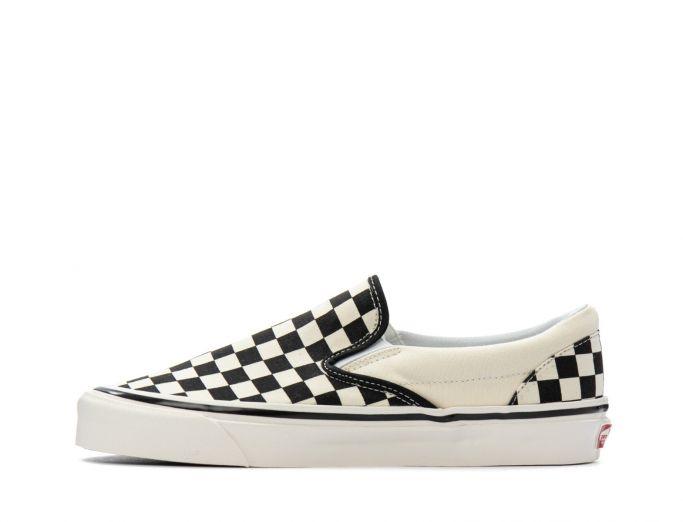 Vans Classic Slip-On 98 DX 'Anaheim Factory' checkerboard