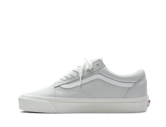 Vans Old Skool 36 Dx 'Anaheim Factory' true white leather