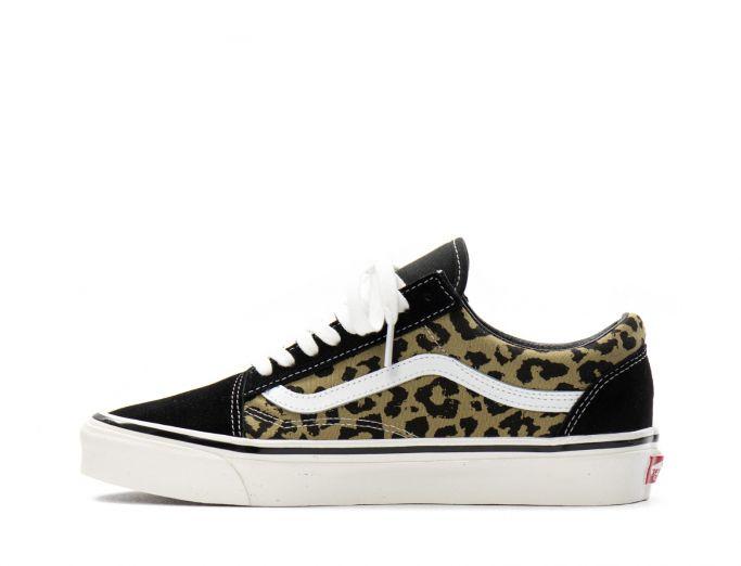 Vans Old Skool 36 Dx 'Anaheim Factory' leopard black