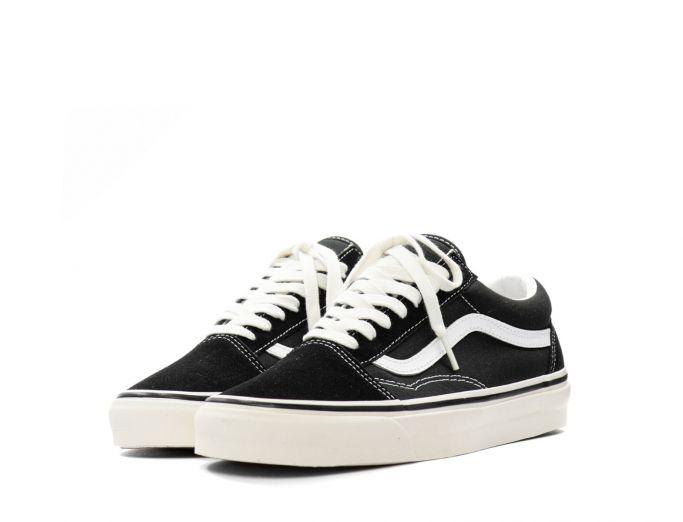 Vans Old Skool 36 DX 'Anaheim Factory' black true white