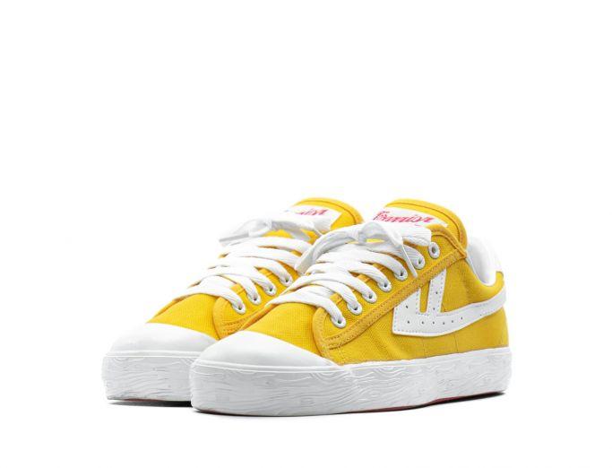 Warrior WB-1 yellow white