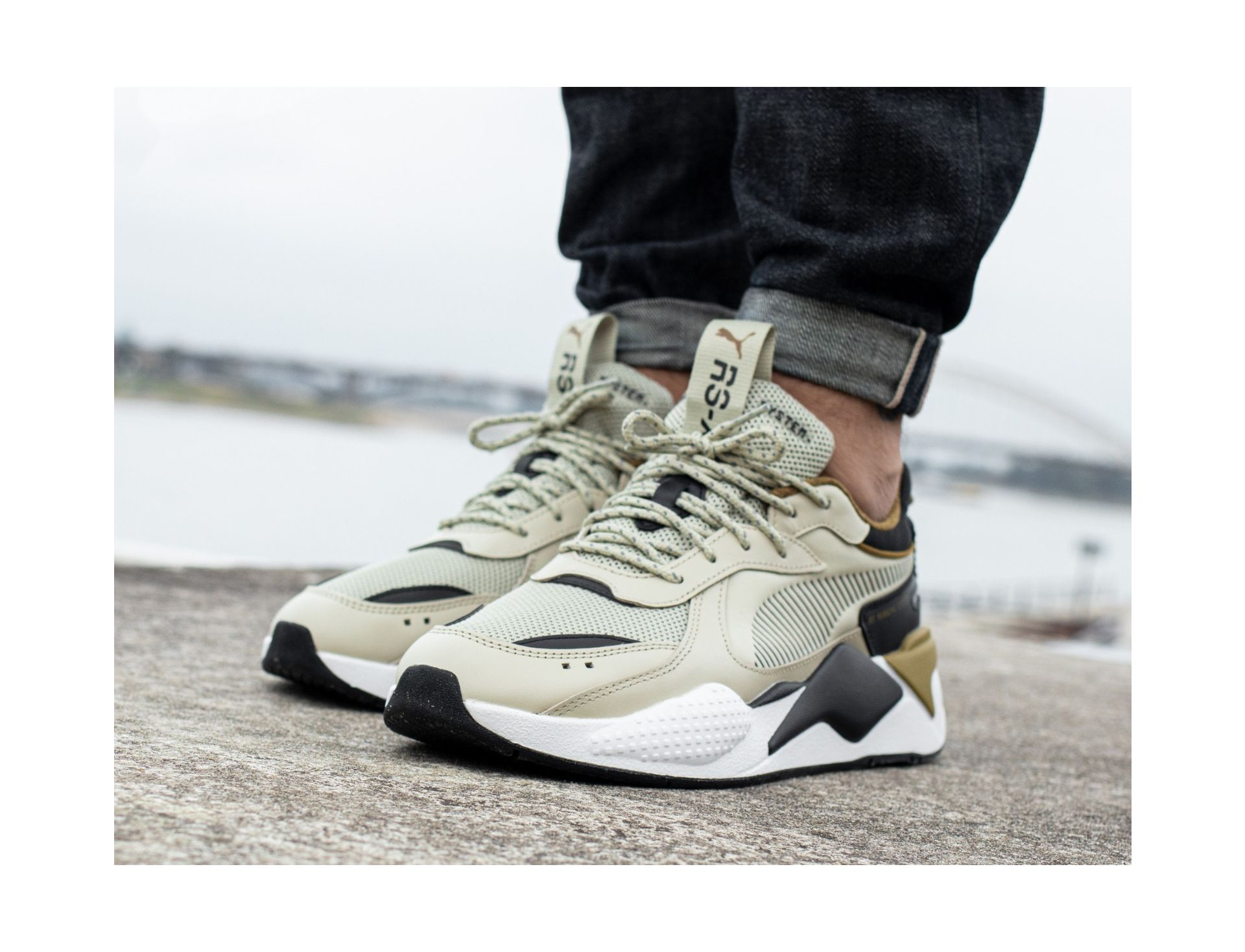 Puma RS-X CORE overcast black | Bijsmaak Sneaker Boutique