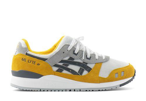 Asics Gel-Lyte III OG sunflower carrier grey
