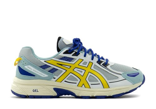 Asics Gel-Venture 6 piedmont grey vibrant yellow