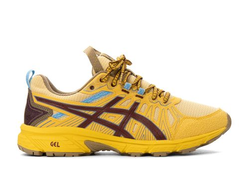 Asics HN1-S Gel-Venture 7 yellow ox brown