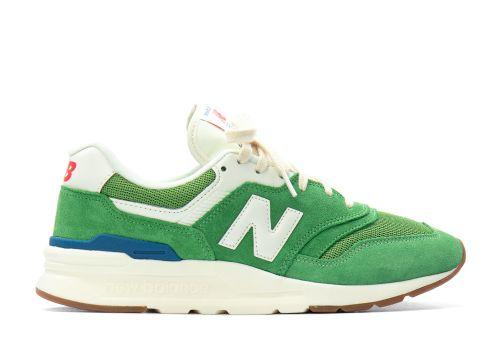 New Balance 997H varsity green with light rogue wave