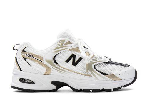 New Balance MR530 munsell white light gold