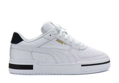 Puma CA Pro Heritage white black