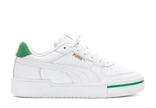 Puma Ca Pro Heritage white amazon green