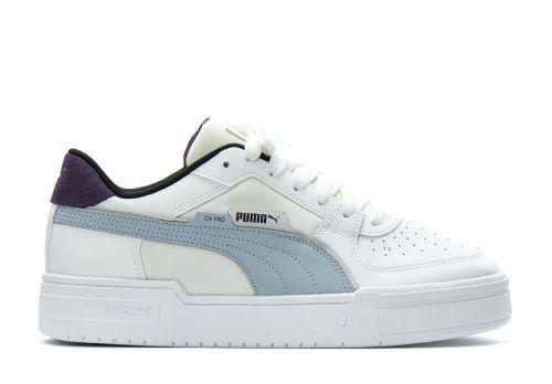 Puma CA Pro Tech white blue fog white