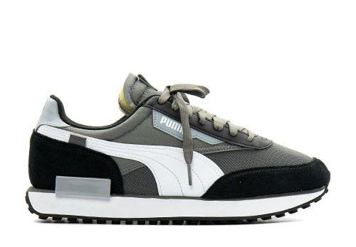 Puma Future Rider Core steel gray white