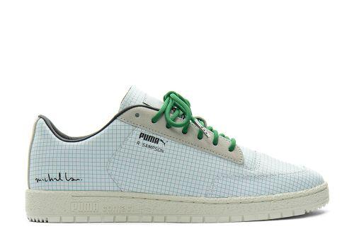 Puma x Michael Lau Ralph Sampson 70 white amazon green