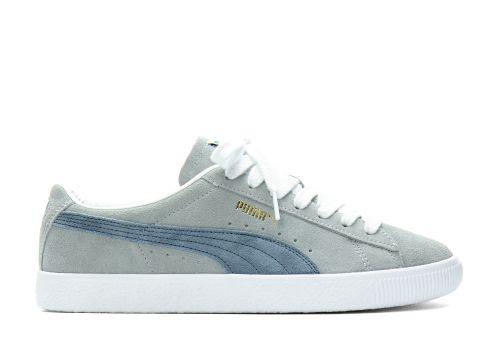 Puma Suede Vintage glacial blue china blue