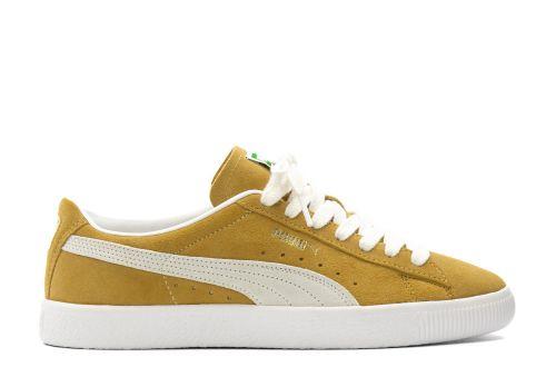 Puma Suede VTG honey mustard white