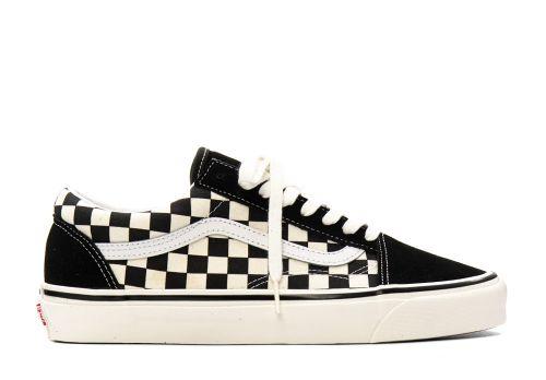 Vans Old Skool 36 DX 'Anaheim Factory' black checkerboard