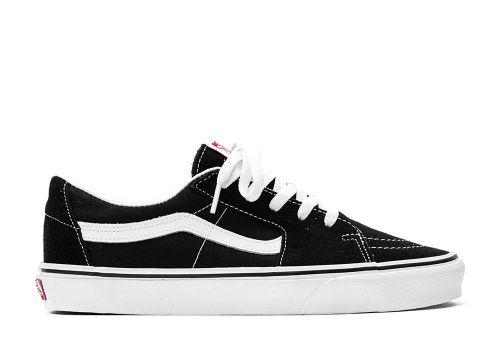 Vans Sk8-Low black true white
