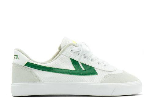 Warrior Ace white green