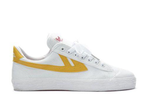 Warrior WB-1 white yellow